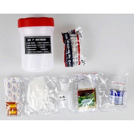 Kit Primeiros Socorros XTreme - Individual