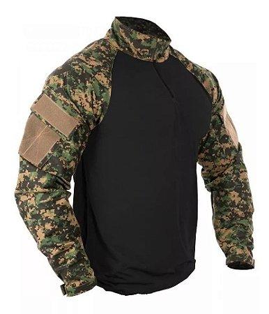 Combat Shirt Camuflada Marpat Bravo