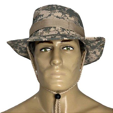 Chapéu Boonie Hat Army Bélica Digital Areia