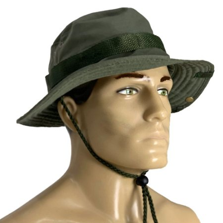 Chapéu Boonie Hat Army Bélica Verde