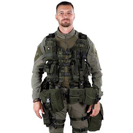 Colete Completo Spec Ops - Atack
