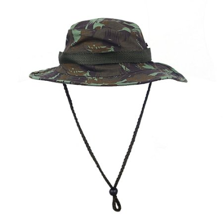 Chapéu Boonie Hat Camuflada Florestal - Atack