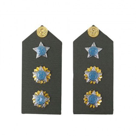 Platina Tenente-Coronel
