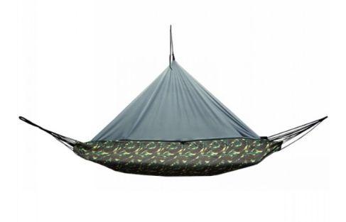 Rede De Descanso Camuflada Com Mosquiteiro - Fênix