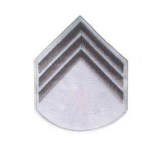 Divisa Bordada 3° Sargento Saúde