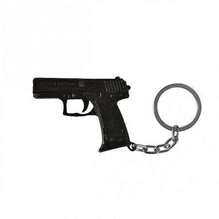 Chaveiro Pistola USP Compact .45 Bélica