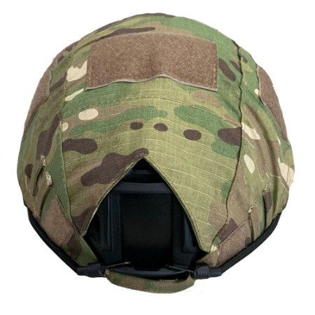 Capa De Capacete Tático Airsoft Paintball Multicam