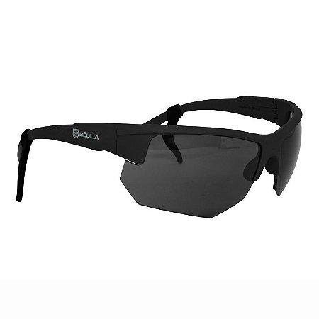Óculos Tático para Airsoft Spartan Bélica - Preto