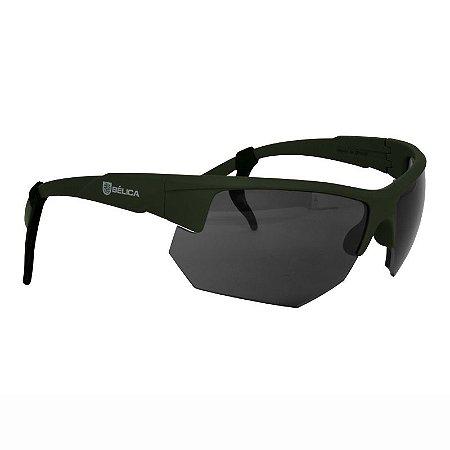 Óculos Tático para Airsoft Spartan Bélica - Verde