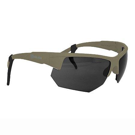 Óculos Tático para Airsoft Spartan Bélica - Coyote