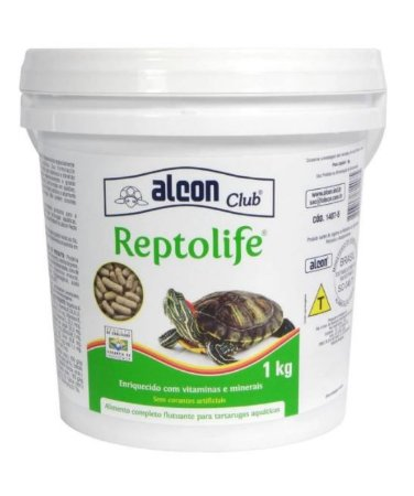 Ração Alcon Reptolife 1Kg