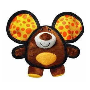 BRINQUEDO KONG EARS BEAR MEDIUM RE21