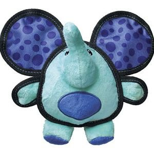 BRINQUEDO KONG EARS ELEPHANT MEDIUM RE22
