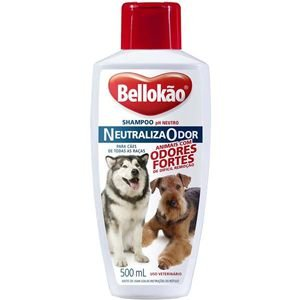 SHAMPOO BELLOKAO NEUTRALIZADOR DE ODOR 500ML