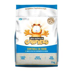 Areia Higiênica Garfield Clássica para gatos 2kg