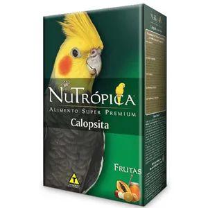 NUTROPICA CALOPSITA COM FRUTAS 900 GR