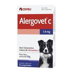 ALERGOVET C - 1,4 MG