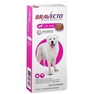 Bravecto Anti Pulgas e Carrapatos para Cães de 40 a 56kg