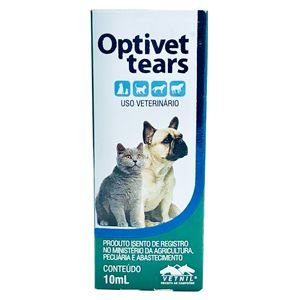 COLIRIO OPTIVET TEARS 10ml