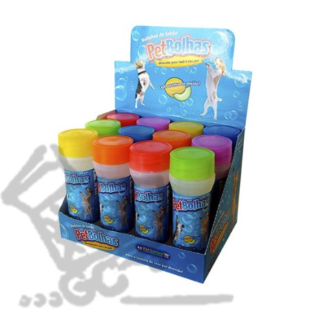 PET GAMES PET BOLHAS 60ml