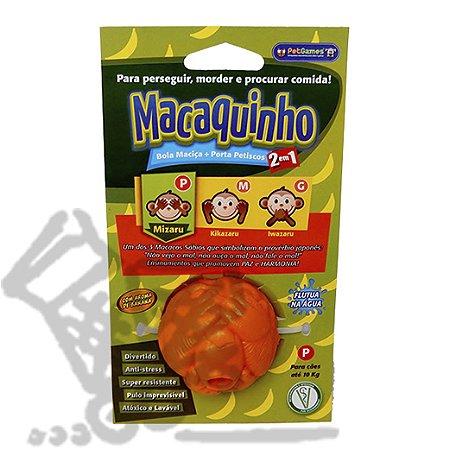 PET GAMES BRINQUEDO MACAQUINHO P