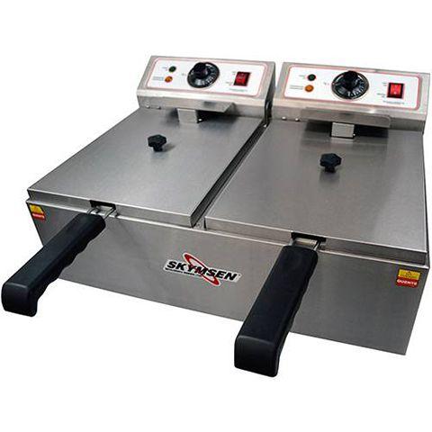 Fritador Elétrico Skymsen FED-20-N - 220v