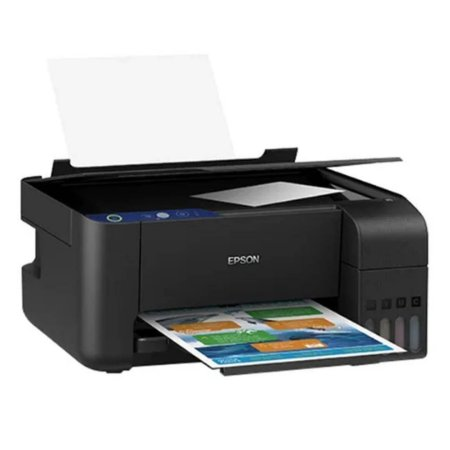 Impressora Multifuncional Epson EcoTank L3110 Tanque de Tinta
