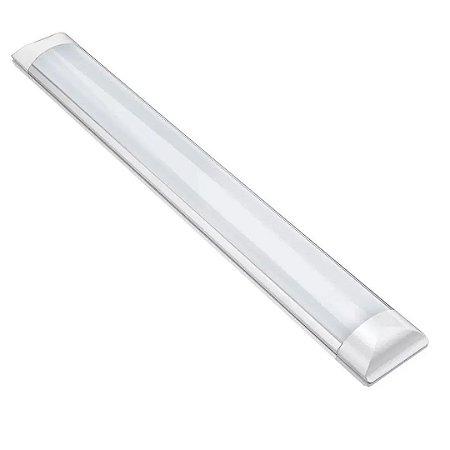 Luminária Led Linear 20W 60cm - Branco Morno