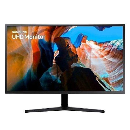 """Monitor 4K Samsung 32"""" HDMI - Preto"""