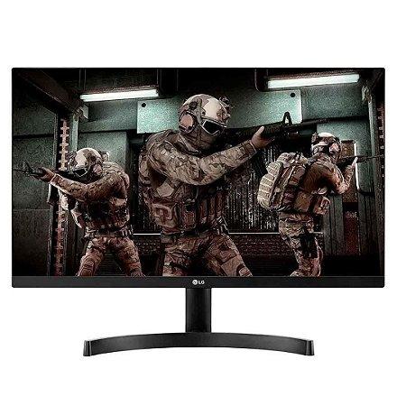 Monitor Gamer LG 24 LED IPS Full HD 1ms FreeSync