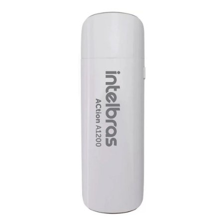 Adaptador Wireless Intelbras dual band USB - WiFi 5