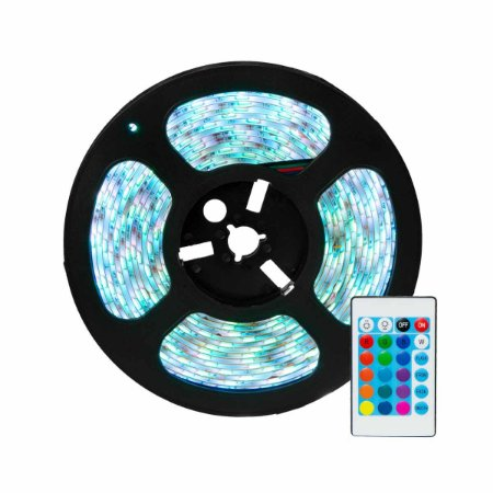 Fita de Led RGB 5050 5 metros