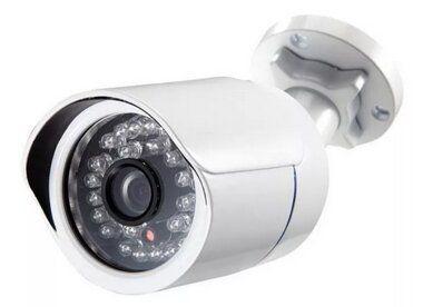 Câmera de Segurança Cftv Ahd 1.3mp Ir Cut 50m 720p