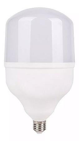Kit 2 Lâmpada de LED Bulbo De Alta Potência 40w - Branco Frio