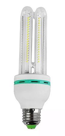 Kit 5 Lâmpada de Led Milho 12w - Branco Frio