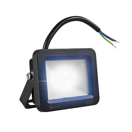Refletor LED 30w SMD Eco - Branco Frio