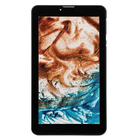 Tablet Multilaser M7 3G Plus 1Gb 16Gb Tela 7 Dual Chip NB 304 - Preto
