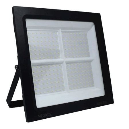 Refletor LED 400w Holofote SMD Eco - Branco Frio