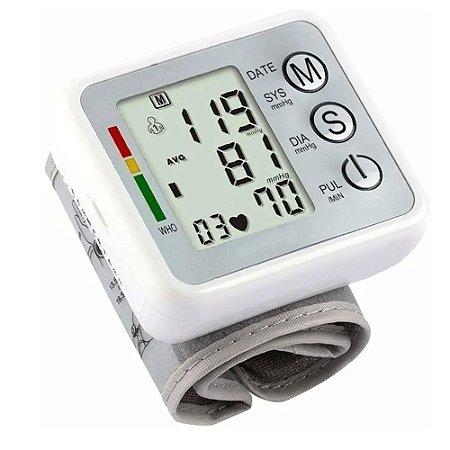 Medidor de Pressão Arterial Digital Automático Portátil