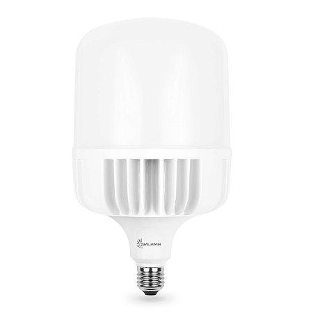 Lâmpada LED Bulbo De Alta Potência 80w - Branco Frio