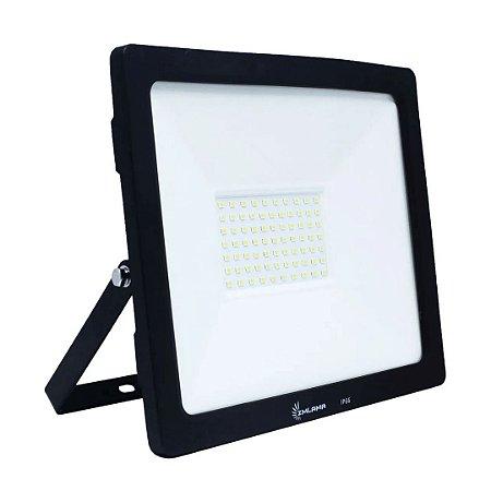 Refletor LED Holofote 150w Eco SMD - Branco Frio