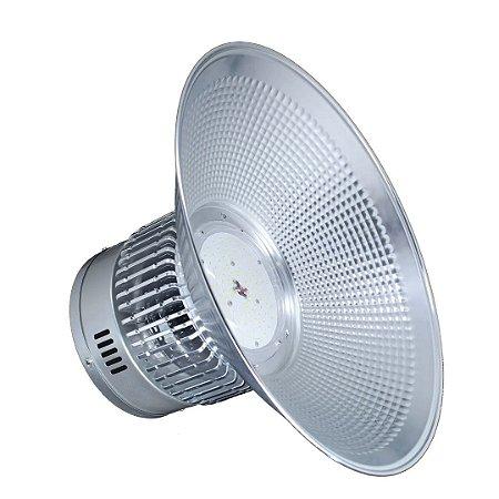 Luminária De Galpão High Bay LED 200w - Branco Frio
