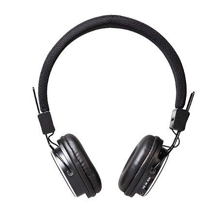Fone De Ouvido Headphone Bluetooth Wireless Com Microfone - YX-33