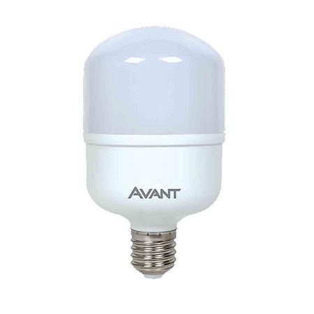 Lâmpada LED Bulbo de Alta Potência Bivolt Avant - Branco Frio