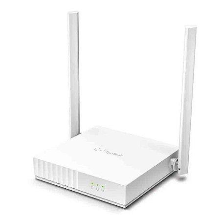 Roteador Wi-fi TP-Link 2 antenas TL-WR829N Multimodo 300MBPS