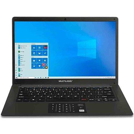 Notebook Multilaser Legacy PC310 4g 64gb  Intel Pentium Quadcore