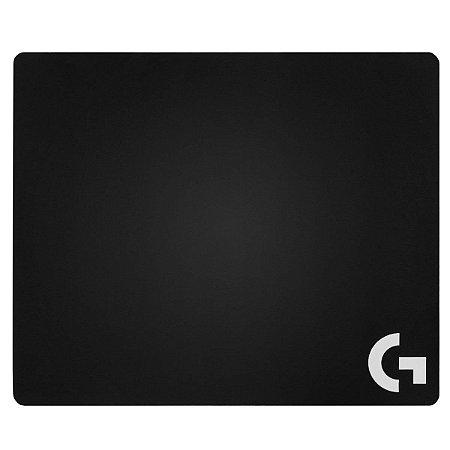 Mouse Pad Gamer Logitech G240 Atrito Moderado - Preto