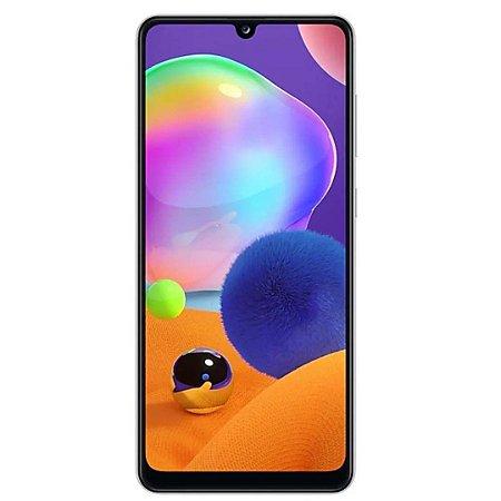 Celular Smartphone Samsung Galaxy A31 4GB RAM 128GB - Branco