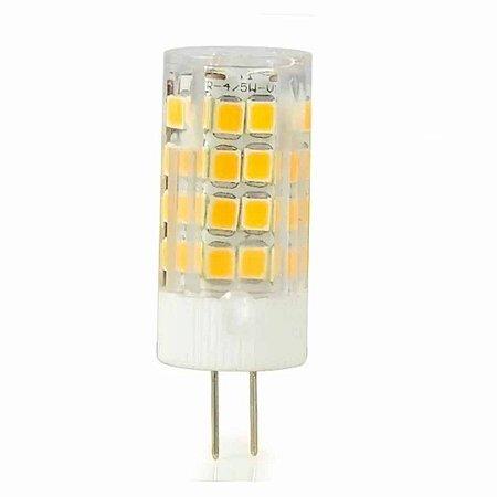 Lâmpada Bipino G4 5w - Branco Quente