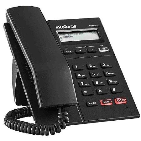Telefone com Fio e IP TIP 125i Internet Ramal - Chamada Alta Definição